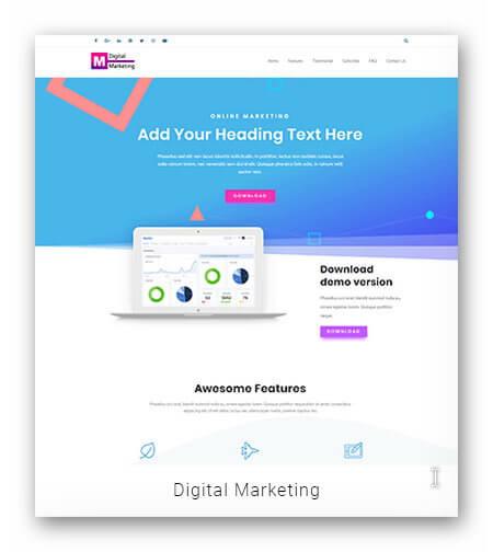 Neue Webseite Marketing
