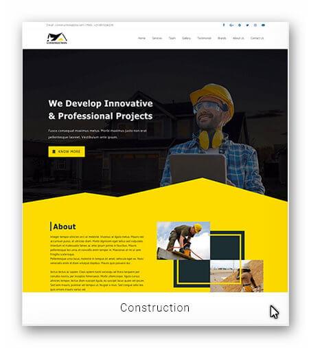 Neue Webseite Handwerk